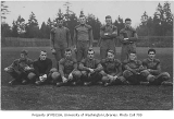 Football team, University of Washington, 1915