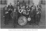 Band, University of Washington, ca. 1907