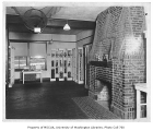 College of Fisheries building interior, University of Washington, n.d.