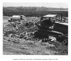 Montlake Landfill, looking southeast, University of Washington, June 19, 1959, between 11:30 a.m....