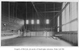 Gymnasium interior, University of Washington, 1896