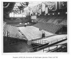Edmundson Pavilion interior, University of Washington, n.d.