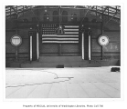 Edmundson Pavilion stage, University of Washington, n.d.