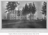 Administration Building (now Denny Hall), University of Washington, 1900