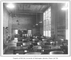 Forest Products Laboratory interior, University of Washington, ca. 1935