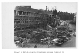 Electrical Engineering Building under construction, University of Washington, ca. 1948