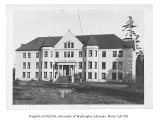 Lewis Hall, men's dormitory, University of Washington, 1912