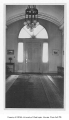 President's residence entrance hall, University of Washington, ca. 1920
