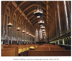Suzzallo Library reading room, University of Washington, 1987