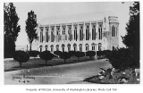 Suzzallo Library exterior, University of Washington, ca. 1930