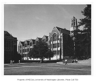 Art Building showing southwest side from Liberal Arts Quadrangle, University of Washington, May...
