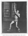 Basketball player Harry Nelson, University of Washington, ca. 1955