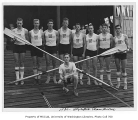 Olympic champion University of Washington crew, 1936