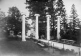 Columns, University of Washington, ca. 1912