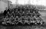 1908 UW football team, 1908