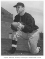 Football coach Howie Odell, University of Washington, ca. 1950