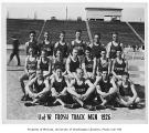 Freshman track team, University of Washington, 1926