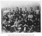 Football team, University of Washington, 1895
