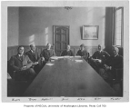 Board of Regents, University of Washington, 1924-1925