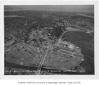 Aerial of campus from the south, University of Washington, June 24, 1932