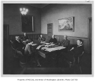Board of Regents, University of Washington, ca. 1930