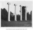 Columns, University of Washington, ca. 1918