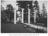 Columns, University of Washington, 1912
