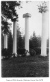 Columns, University of Washington, ca. 1915