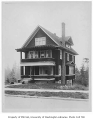 DKE fraternity house, University of Washington, 1915