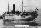Steamer PRINCESS ALICE, 1914