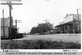 Main street from the north, Vashon, 1914