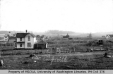Street and houses, Coupeville, Whidbey Island, n.d.