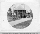 Gazebo, Woodland Park, Seattle, 1894