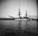 Japanese training ship HI YEI, Commencement Bay, May 14, 1899