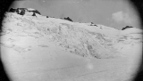 Ice fall on Puyallup Glacier, west slope of Mount Rainier, July 21, 1897