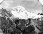 Mount Rainier looking southeast from Eagle Cliff, July 19, 1897