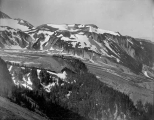 North Mowich Glacier from Spray Park, northwest slope of Mount RainierJuly 20, 1897