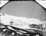 View of Mount Rainier, looking south from Moraine Park, July 19, 1897