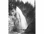 Narada Falls, Paradise River, Mount Rainier, July 30, 1896