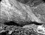 Carbon Glacier, north slope of Mount Rainier, July 18, 1897