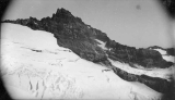 Little Tahoma Peak, two and a half miles east of the summit of Mount Rainier, July 27, 1897