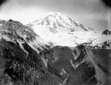 Mount Rainier viewed from Eagle Cliff, July 19, 1897