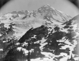 South Tahoma Glacier, southwest slope of Mount Rainier,  July 22, 1897