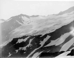 Head of Great North Glacier, Mount Baker, August 11, 1894