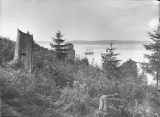 Commencement Bay viewed from bluff, looking northwest, Tacoma, July 20, 1893