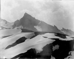 Peaks southwest of Panorama Dome, August 11, 1894