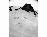 Gibraltar Rock, seen from Camp Muir, Mount Rainier, August 1, 1895