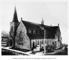 Trinity Parish Episcopal Church exterior, Seattle, n.d.