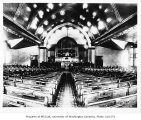 Plymouth Congregational Church interior, Seattle, February 22 1912