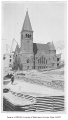 Old Plymouth Congregational Church exterior, Seattle, n.d.